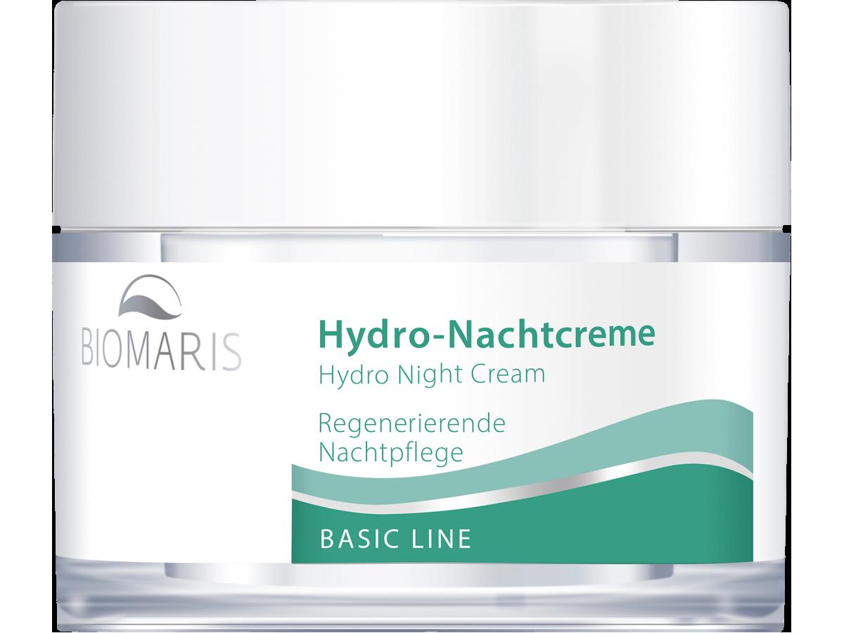 Nočný hydratačný krém